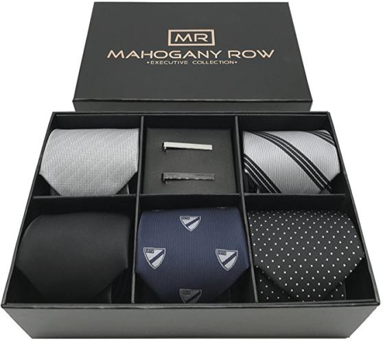 how to tie a tie - box set